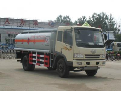 一汽解放骏威10吨加油车,油罐车|加油车