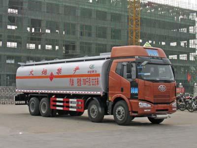解放J6前四后八运油车,油罐车|加油车
