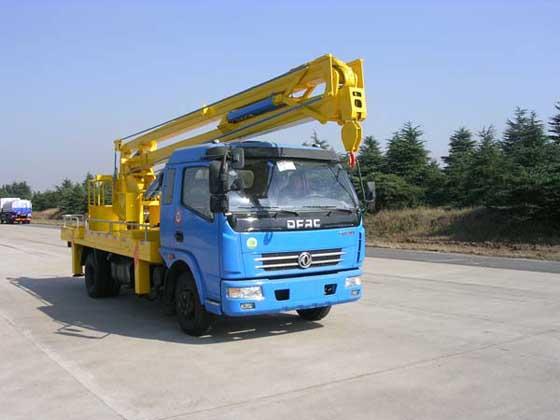 东风多利卡高空作业车(12-16米)