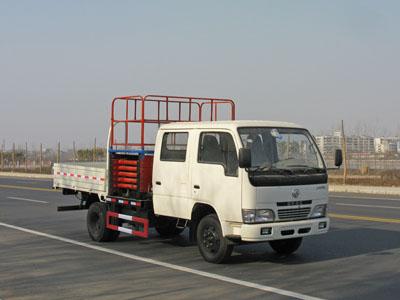 东风小霸王高空作业升降平台车(8-10米)