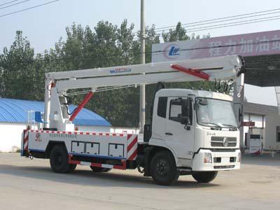 东风天锦高空作业车(18-22米)