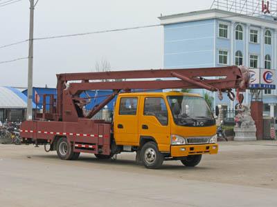 江淮高空作业车(14-18米),高空作业车