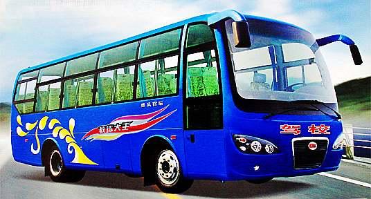 楚风7米教练客车(柴油)