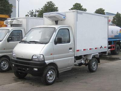 长安冷藏车(国Ⅳ排放,0.58T),冷藏车