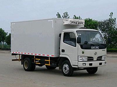 东风福瑞卡厢式冷藏车(1.49T)
