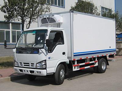 庆铃冷藏车(3.62T),冷藏车