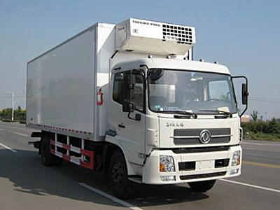 东风天锦冷藏车(8T),冷藏车