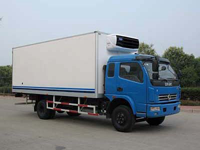 东风多利卡冷藏车(3.355T),冷藏车